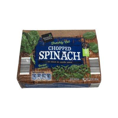 Season's Choice Chopped Spinach