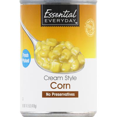 Essential Everyday Corn, Cream Style