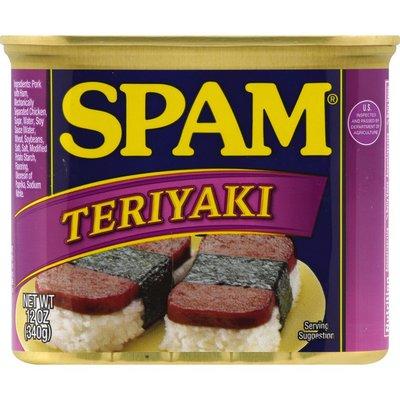 SPAM Teriyaki Canned Meat