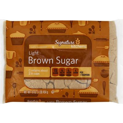 Signature Kitchens Sugar, Light Brown