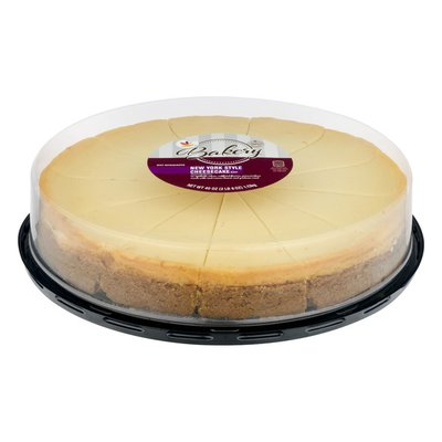Ahold Bakery New York Style Cheesecake