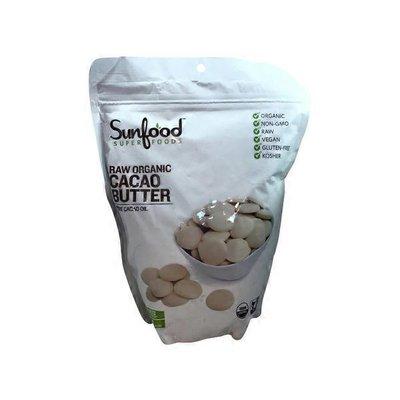 Sun Food Organic Cacao Butter