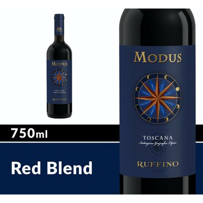 Ruffino Modus Toscana IGT  Red Blend Italian Red Wine