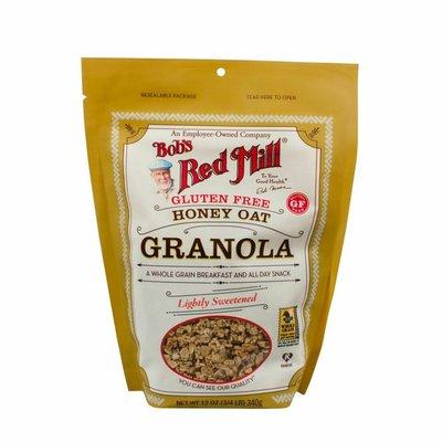 Bob's Red Mill Gluten Free Honey Oat Granola
