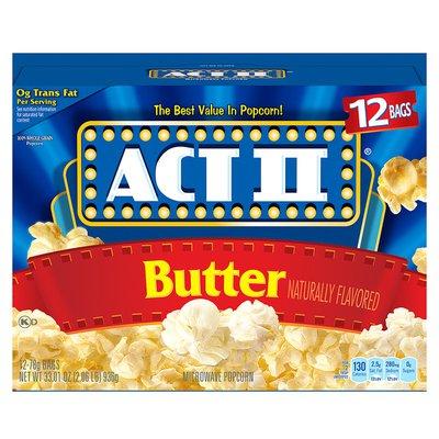 Act II Butter