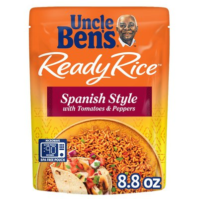 Uncle Ben'S Spanish Style