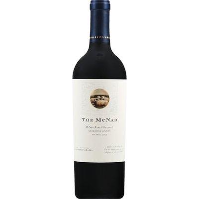 The McNab Red Wine, Mendocino Country, Ranch Vineyard, Vintage 2017