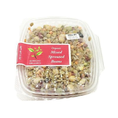 Kowalke Organics Organic Mixed Sprouted Beans