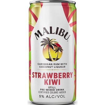 Malibu Cans Strawberry Kiwi