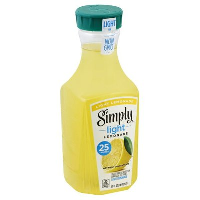 Simply Light Lemonade, Non-Gmo