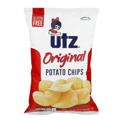 Utz Potato Chips Original