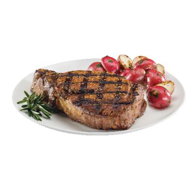 Boneless Ribeye Steak, Package