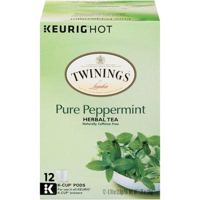 Twinings Pure Peppermint Herbal Tea