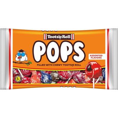 Tootsie Assorted Flavor Lollipops Bag