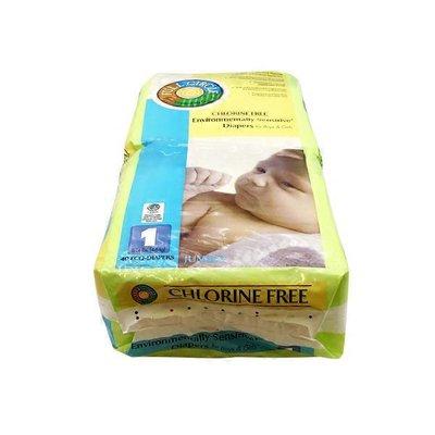 Full Circle Environmentally Sensitive Chlorine Free Size 1 Diapers