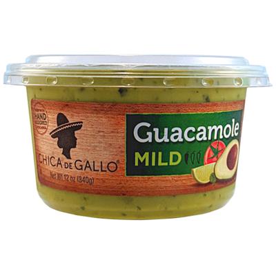 Chica de Gallo Mild Guacamole