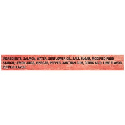 Chicken of the Sea Wild-Caught Skinless/Boneless in Lemon Pepper Pink Salmon