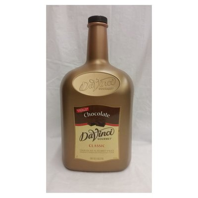 DaVinci  Case Of Chocolate Sauce