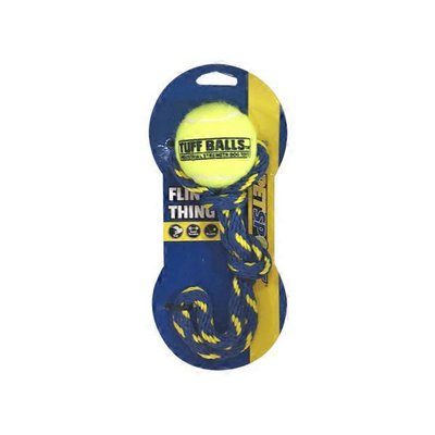 Petsport Assorted Fling Thing Tuff Balls Dog Toy