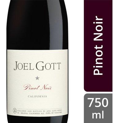 Joel Gott Wines California Pinot Noir Red Wine