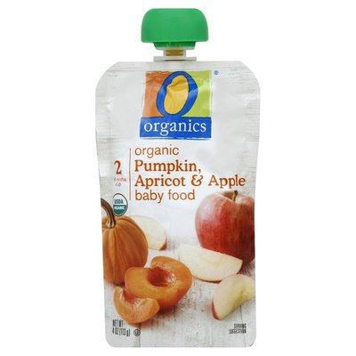 O Organics Pumpkin, Apricot & Apple Organic Baby Food