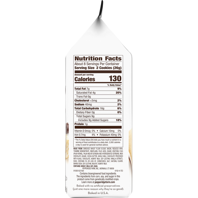 Pepperidge Farm®  Milano® Toasted Marshmallow Chocolate Cookies