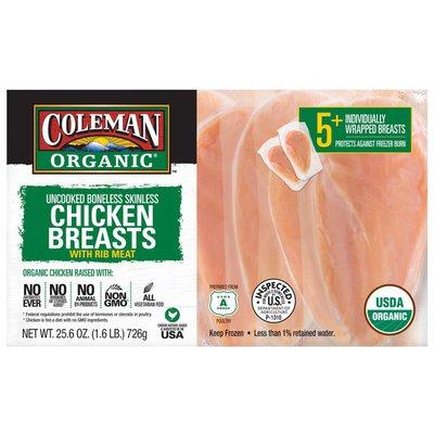 Coleman Boneless Chicken Breasts
