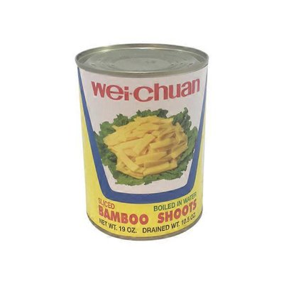 Wei Chuan Sliced Bamboo Shoots