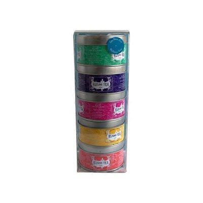 Kusmi Tea Wellness Teas Variety Tins