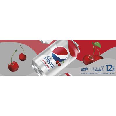 Pepsi Soda, Diet, Wild Cherry