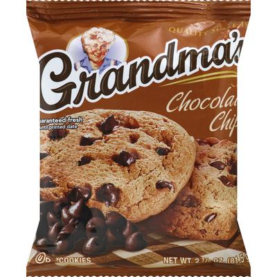 Grandma's Cookies Chocolate Chip