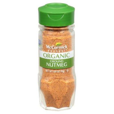 McCormick Gourmet™ Organic Ground Nutmeg