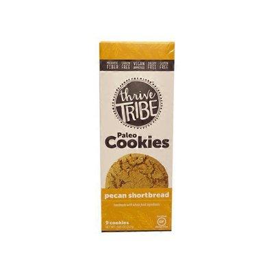 Thrive Tribe Pecan Shortbread Cookies