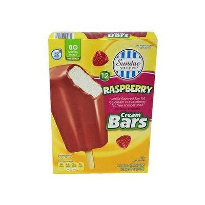 Sundae Shoppe Raspberry Cream Bars
