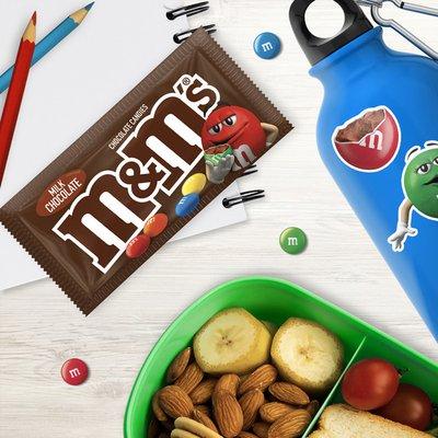 M&M's Milk Chocolate Candy Single