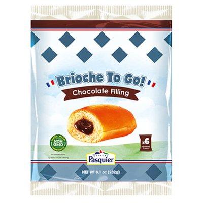 Pasquier Brioche, Chocolate