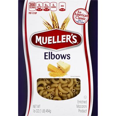 Mueller's Classic Macaroni Salad Recipe