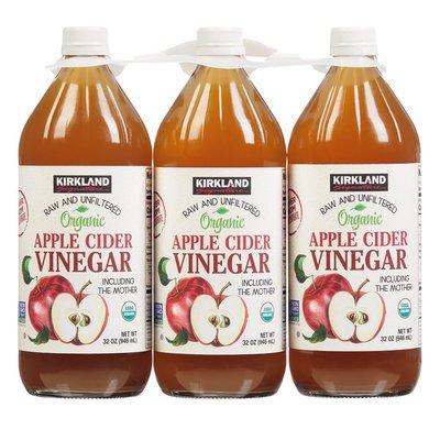 Kirkland Signature Organic Apple Cider Vinegar