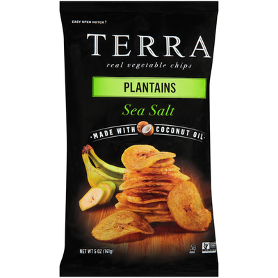 TERRA Plantains Real Vegetable Chips