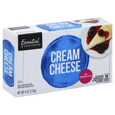 Essential Everyday Cream Cheese
