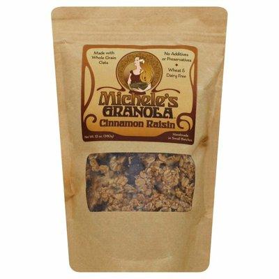 Michele's Granola Granola, Cinnamon Raisin