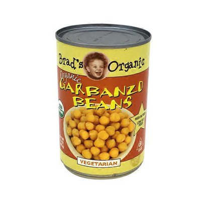 Brad's Organics Organic Garbanzo Beans