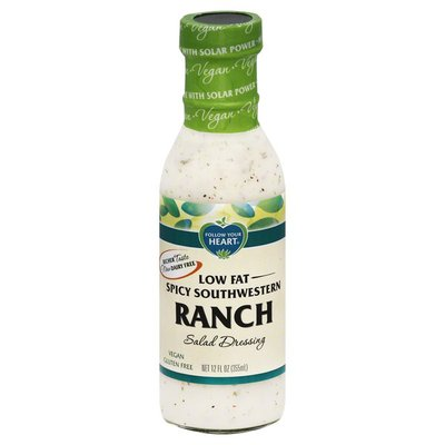 Follow Your Heart Salad Dressing, Spicy Southwestern Ranch, Low Fat