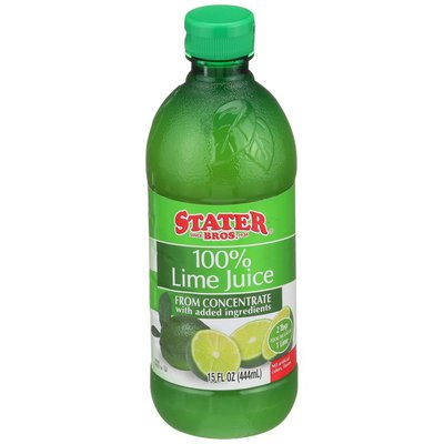 Stater Bros. Markets Lime Juice