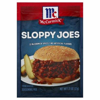 McCormick®  Sloppy Joes Seasoning Mix
