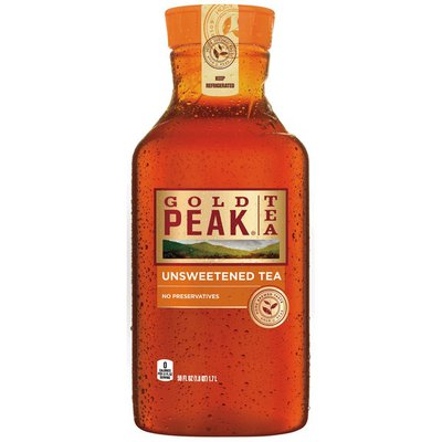 Gold Peak Iced Tea, Unsweetened