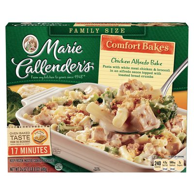 Marie Callender's Chicken Alfredo Bake