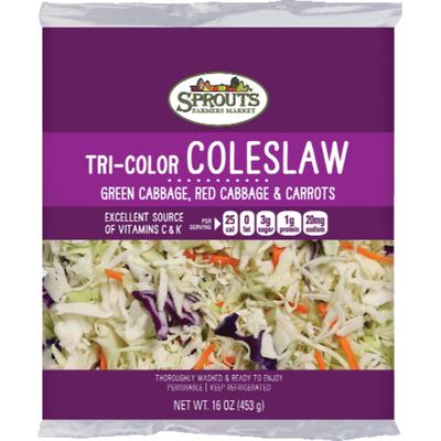 Sprouts Tri Color Coleslaw