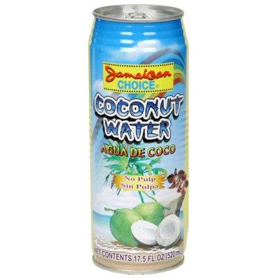Jamaican Choice Coconut Water No Pulp