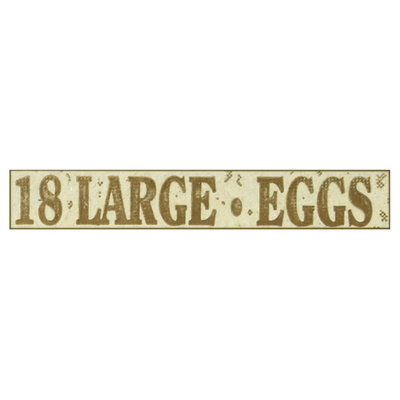 Farmhouse Eggs Eggs, Brown, Cage Free, Large